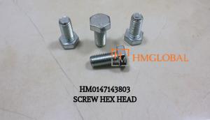 0147 1438 03 SCREW HEX HEAD